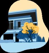 Service en immobilier à Toulouse, Villeneuve Tolosane, Muret, Cugnaux, Seysses, Frouzins, Portet sur Garonne, Roques et l'agglomération toulousaine