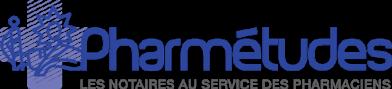 Logo de Pharmétudes les notaires au service des pharmaciens